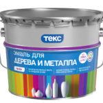 Краски и эмали для наружных и внутренних работ