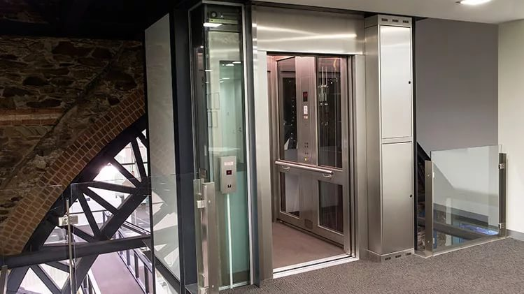 пассажирские лифты ZENITH