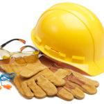 Перчатки — рекомендуемая мера гигиены и безопасности труда