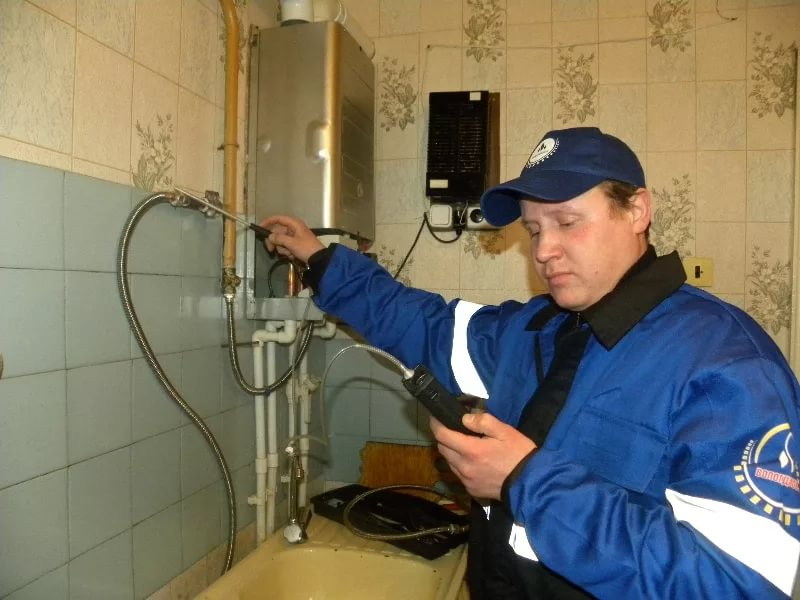 проверка газового котла