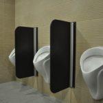 Перегородки в общественных туалетах