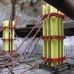 Опалубка для возведения колонн