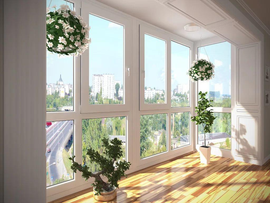 пластиковые окна - преимущества