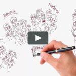 Дудл видео – профессиональное продвижение