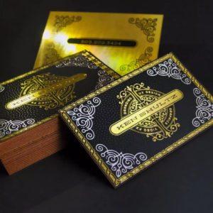 эксклюзивные элитные визитки