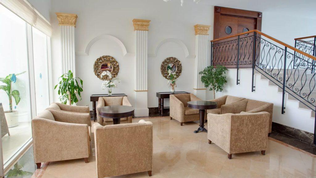 мебель для холла гостиницы