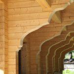 Клееный брус для строительства домов – характеристики