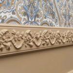 Лепной декор из полиуретана в интерьере