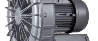 вихревые воздуходувки