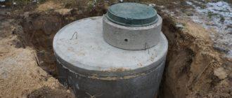 ЖБИ кольца для канализации