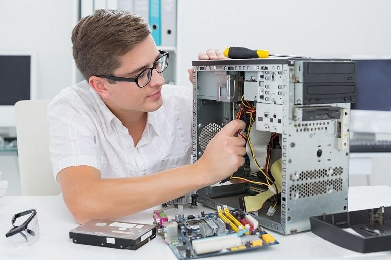 диагностика и ремонт компьютера
