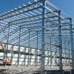 Проектирование, планирование и преимущество сборных промышленных зданий