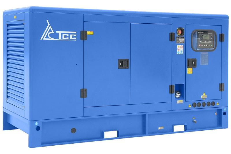 дизельные промышленные генераторы