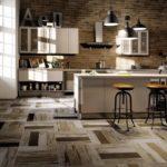 Как выбрать керамическую плитку для кухни