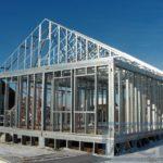 Легкие стальные тонкостенные конструкции – преимущества