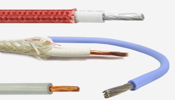 Термостойкие кабели и провода