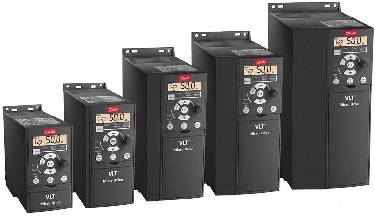 частотный преобразователь Danfoss VLT Micro Drive FC-051