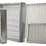 Кассетные воздушные фильтры для вентиляции