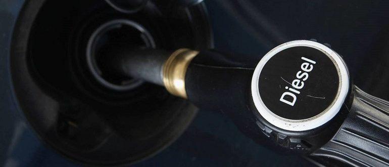 дизельное топливо - характеристики и типы