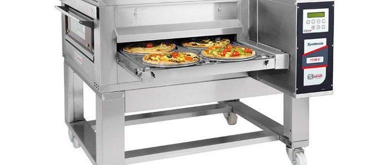 конвейерная печь для пиццы
