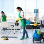 Профессиональные услуги по уборке – клининг