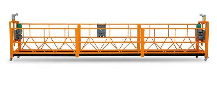 строительные люльки и платформы