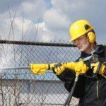 Техника безопасности при работе с отбойными молотками