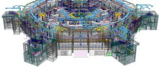 bim моделирование зданий