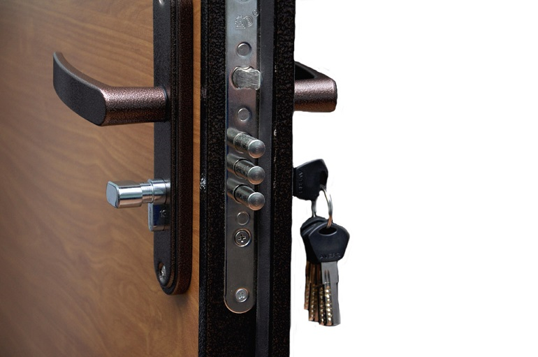 типы замков для входной двери
