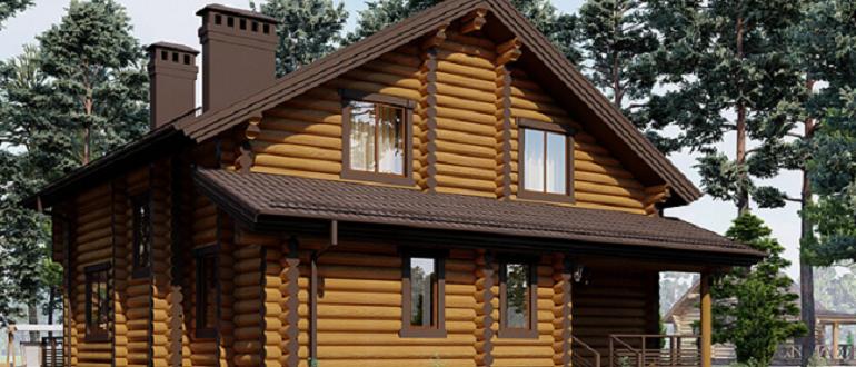 Готовый дом в коттеджном поселке Романовские дачи