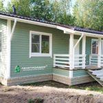 Недорогие практичные дачные дома