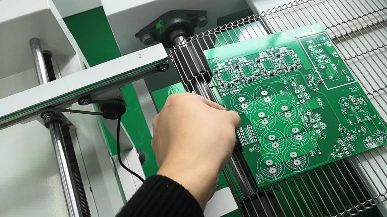 оборудоваание для производства печатных плат