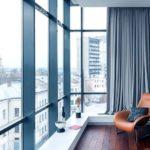 Утепление и остекление балконов и лоджий