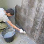 Гидроизоляция дома – виды внутренней изоляции