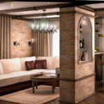Важные особенности ремонта в однокомнатной квартире