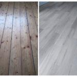 Ламинат на деревянные полы в частном доме, в квартире, на даче — как правильно положить, этапы и технология